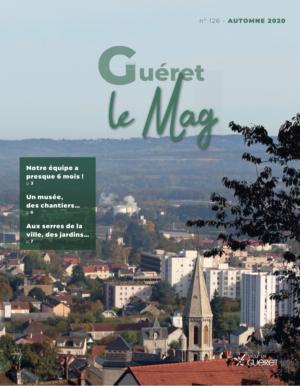 Couverture de Guéret le Mag numéro 126